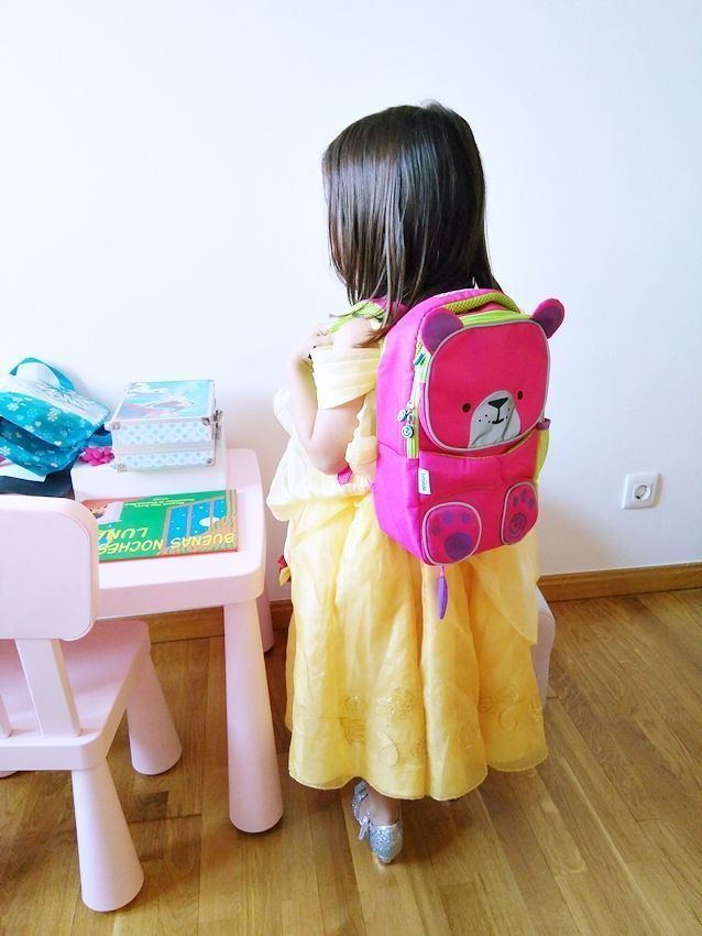 mochilas preescolares trunki