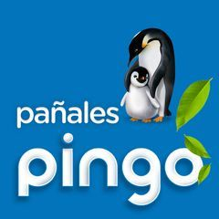 logo pañales pingo