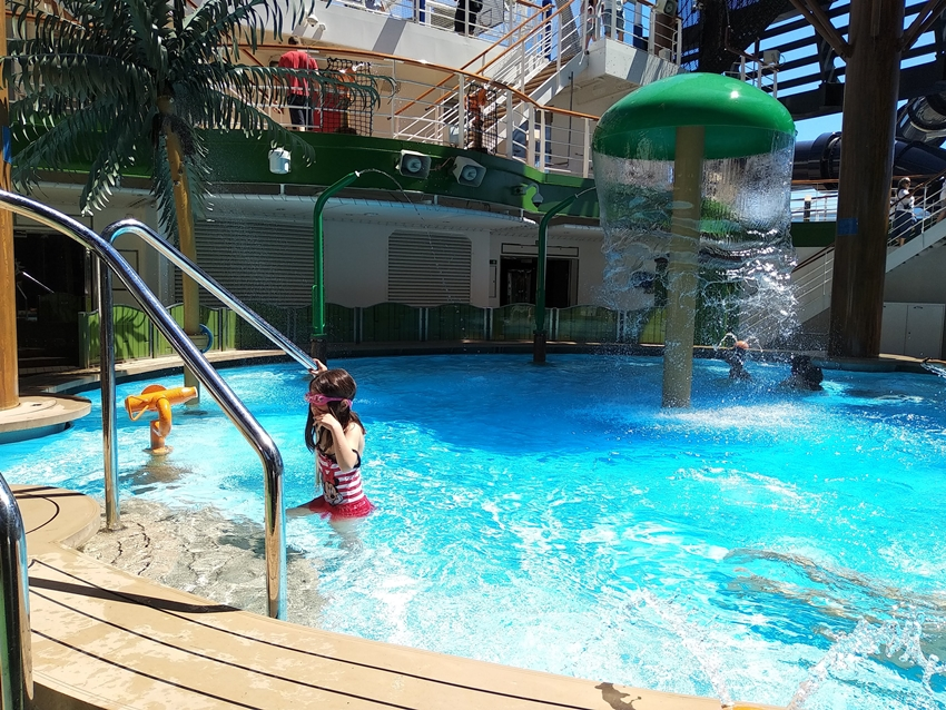 aquapark piscina msc seaview